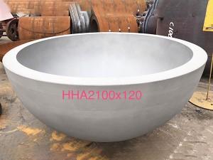 Custom Pressure Vessel Head Manufacturer